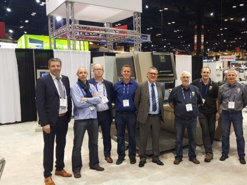 Looking back at Fabtech 2015