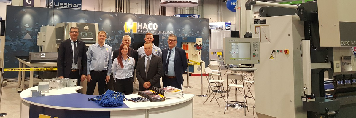 HACO ATLANTIC live at FABTECH 2016