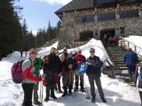 FAT-HACO employees take a trip to the mountains 'TATRA'