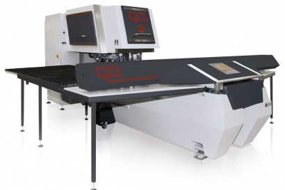 CNC punching machine Q3