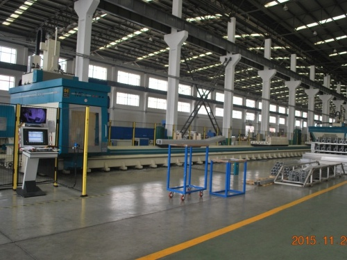 Zhongwang enters trailer market with 7th and 8th Mubea Machining Center