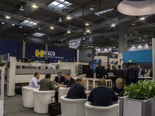 HACO LIVE AT EUROBLECH 2016