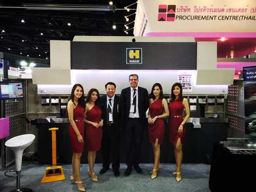 HACO at Intermach 2018 Bangkok