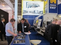 FAT Wrocław S.A. on the  MachTool fair in Poznań