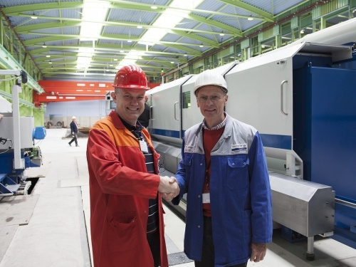 Building world-class CNC lathes for companies worldwide