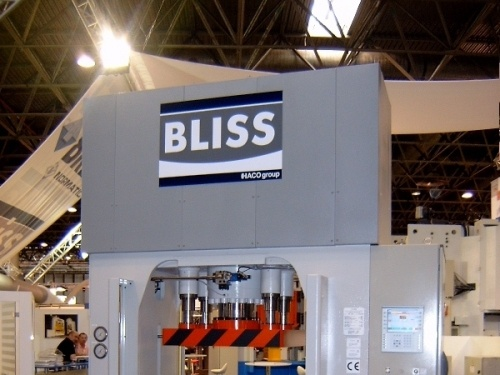 Presses and Sheet Metal Machinery at International Engineering Fair MSV Brno!
