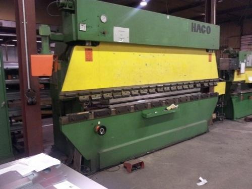 Tweedehands houtbewerkingsmachines haco