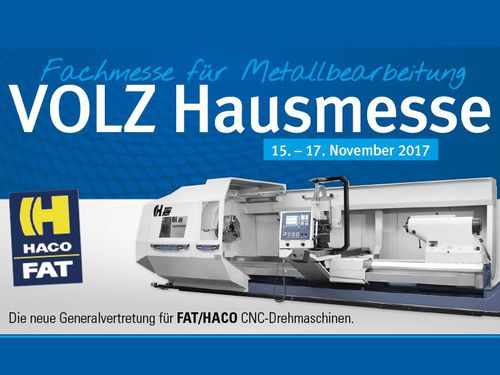 Open Days at the German company VOLZ